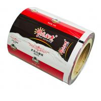 Buy cheap Food Grade Matte Surface Rollstock Film Snacks / Inflated Food Packaging Film Roll from wholesalers