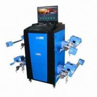 Buy cheap Wheel Aligner System with Multiple Functions for Auto Beauty, 4S and Tire Shop from wholesalers