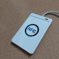 Buy cheap Fast delivery RFID card reader/writer ACR122U with USB interface, ACS pos provider from wholesalers