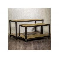 Buy cheap Retail Store Nesting Display Tables 1200 * 550 * 800mm For Advertisment Exhibition from wholesalers