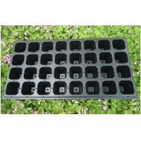 Buy cheap Seeding Plant Pot Saucers Nursery Trays , 32 Cavities Rectangular from wholesalers
