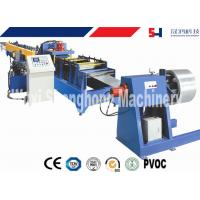 Buy cheap Durable C Purlin Forming Machine Single Station 3T High Frequency from wholesalers