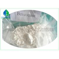 Buy cheap White Pain Killer Powder Anesthetic Benzocaine HCl CAS 94-09-7 Medicine Grade from wholesalers