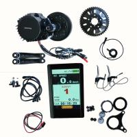 Buy cheap Bafang bbs 03 / bbs hd 48v 1000w center crank mid drive motor electric bike conversion kit from wholesalers