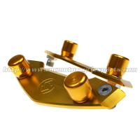 Buy cheap CNC Milled Engine Case Sliders , Engine Guards For Motorcycles from wholesalers