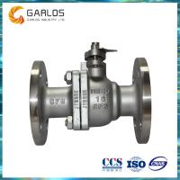 Q41F Stainless steel 2pc Ball Valve