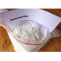 Buy cheap Pharmaceutical Dutasteride Avodart Hair Growing Powder CAS 164656-23-9 from wholesalers