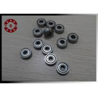 Buy cheap Thin Wall Single Row Grooved Ball Bearing Large Stock Low Vibration from wholesalers