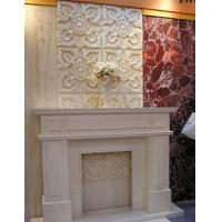 Buy cheap Marble Fireplace,Outdoor Fireplace,Fireplace Mantel from wholesalers