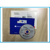 2 GB RAM Windows 7 Pro Retail Box Builders OEM COA License & 64 Bit DVD