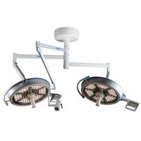 Buy cheap 2800mm Low Ceiling Led Operation Theatre Lights Double Dome With Camera product