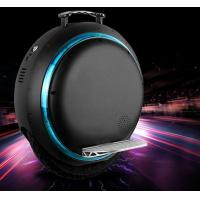 Buy cheap Bluetooth Music Speaker One Wheel Self Balancing Scooter , Self Balance Electric Unicycle from wholesalers