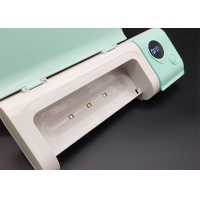 Buy cheap Cyan 150ma 1800mAh 225g UV Light Sterilizer Toothbrush Holder from wholesalers