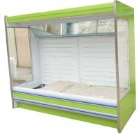 Buy cheap Different Color Dynamic Fan / Evaporator Open Multideck Freezer from wholesalers