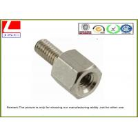 Buy cheap Cnc Turning Stainless Steel Machining SS Fastener Male Female Standoff Thread Bolts from wholesalers