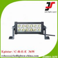 Buy cheap Epistar LED Light Bar 2700LM 7.5 36W Offroad LED Work Light Bar from wholesalers