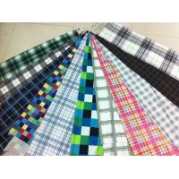 Buy cheap Printed peach skin fabric from wholesalers