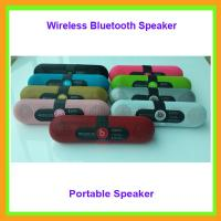 Buy cheap Portable Beats Pill Speaker wireless Bluetooth Speaker Mini Pill Speakers Bluetooth with big Package from wholesalers