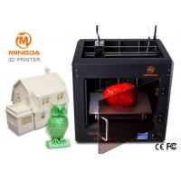 Buy cheap Injection Molding Rapid Prototyping 3D Printer metal frame With Filament from wholesalers