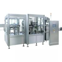 Buy cheap Touch Screen Control 2000 BPH Small Scale Bottling Machine from wholesalers