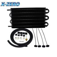 Automatic Transmission Oil Cooler Kit , 6 Row Heavy Duty Transmission Cooler Kit