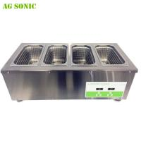 Buy cheap Hardware Tools Ultrasonic Cleaner for Moulds , Cutting Tools Cleaning SUS304 from wholesalers
