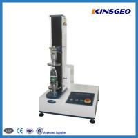 Buy cheap USA Sensor Universal Tensile Tester , Electrical Control Peel Strength Testing Machine from wholesalers