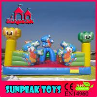 Buy cheap BO-219 Princess Jumping Castle Inflatable Bouncer Castle from wholesalers