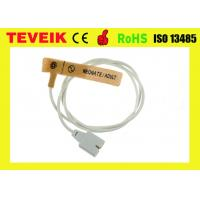 Buy cheap 3ft Length Nellcor Adult Spo2 Sensor DB 7 Pin With White Color Cable from wholesalers