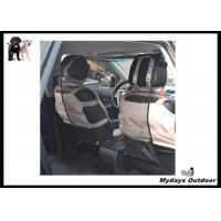 Buy cheap Car Front Seat Travel Pet Net Barrier For Dogs 37 Inch × 35 Inch from wholesalers