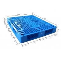 Buy cheap Collapsible Industrial Plastic Heavy Duty Pallets For Forklift / Warehouse Use from wholesalers