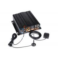 Buy cheap Wide Voltage G.726 HD Vehicle GPS Mobile DVR Real Time Recording from wholesalers