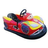 Buy cheap Qiangli Amusement Park Bumper Cars 230w Electric Ice Kids Dodgem Cars from wholesalers