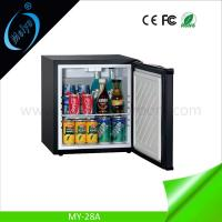 Buy cheap 28L absorption single door hotel minibar from wholesalers