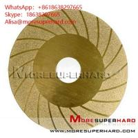 Buy cheap electroplated diamond grinding disc   Alisa@moresuperhard.com from wholesalers