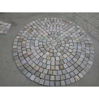 Buy cheap 2017 High quality and  hot selling luxury quartz Flagstone Mats  export by factory directly from wholesalers