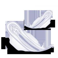 Buy cheap 270mm disposable sanitary pads from wholesalers