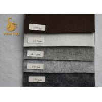 Buy cheap Polyester Non Woven Material Felt Fabric With Anti Slip PVC Coated Dots from wholesalers