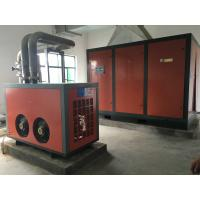 Buy cheap 200KW Belt Driven Screw Air Compressor Lubricated Stationary Mold Oil injection from wholesalers