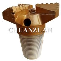 Buy cheap Public Buckle PDC Drill Bit 171MM 3 Blade For Medium Hard Formation product