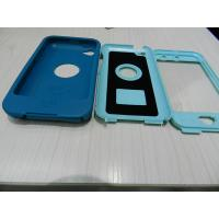 Buy cheap Blue Waterproof Outer Box Phone Cases Semi-permeable For IPod 4G from wholesalers