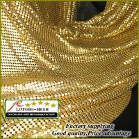 Buy cheap Metal Sequin Fabric from wholesalers