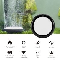 Buy cheap Hydroponics Round  Hygger Aquarium Air Stone from wholesalers