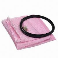 Buy cheap Magnetic door screen, mosquito preventing, closed by magnet strips from wholesalers