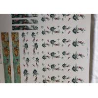 Buy cheap Personalized Anti Scratch Water Decals For Furniture / Bedroom / Table from wholesalers