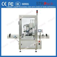 Buy cheap SFC-1 Single Head Capping Machine Cap Tightening Machine 3KW CE from wholesalers