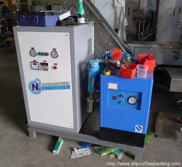 nitrogen coffee machine