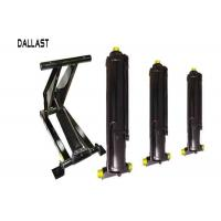 Buy cheap Double Acting Hydraulic Cylinder Lift Vertical to Axis Foot Type with Breckets for Trailer product