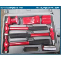Buy cheap fiber glass handle auto body and fender repair hammers with case from wholesalers