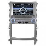 Buy cheap Sliding 3D Menu Car Multimedia Stereo Headunit Autoradio, Hyundai Sat Nav for Veracruz / X55 (2008-2009) VHV8840 from wholesalers